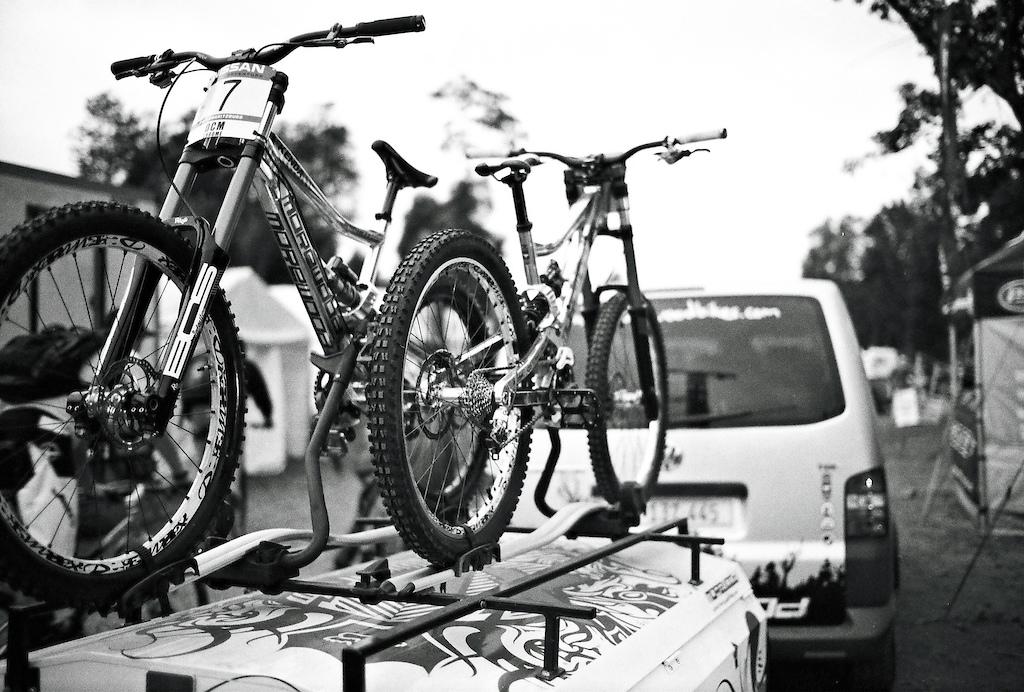 Morewood bikes