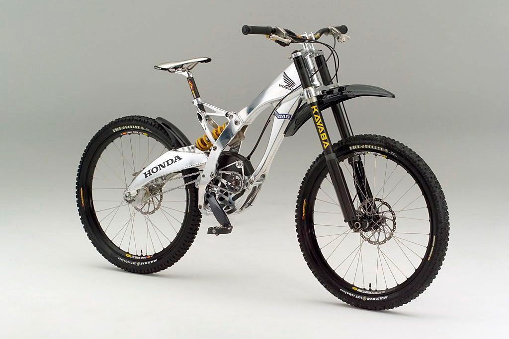 Honda G-Cross DH bike