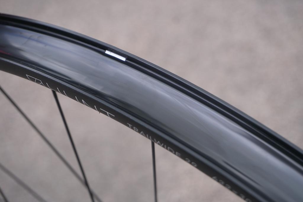 Hunt Trail Wide 29er wheels
