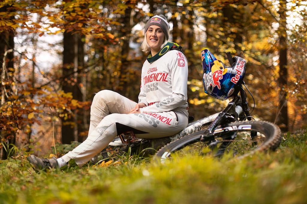 Myriam Nicole - Morzine Photo by Jb Liautard jbliautard
