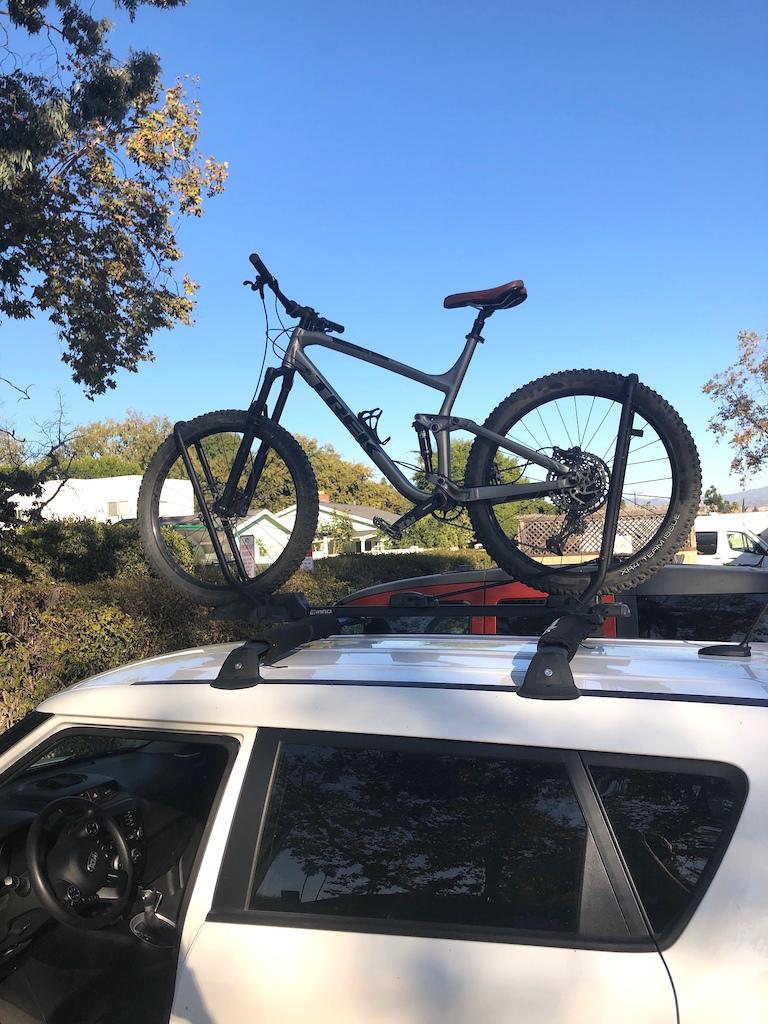 2019 Trek Fuel Ex 7 27.5x2.8