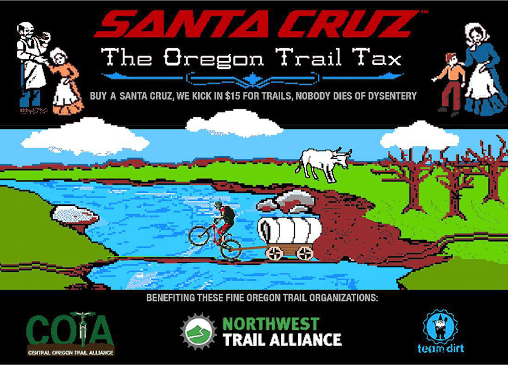 Photo Santa Cruz Bicycles