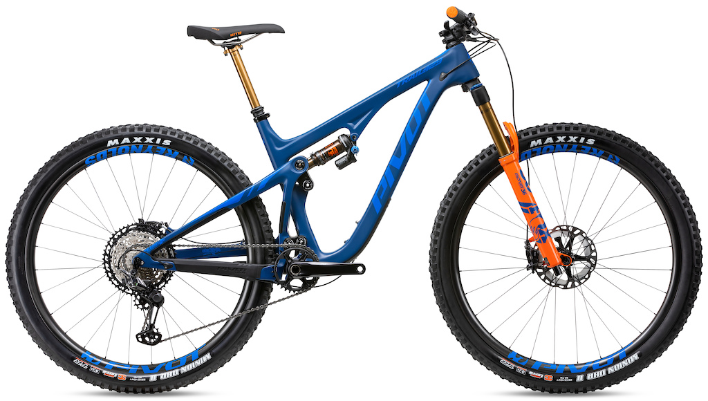 Trail 429 Enduro - Steel Blue
