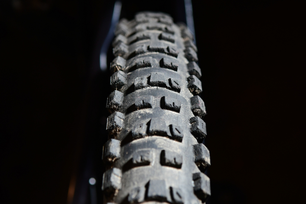Maxxis Dissector tire review