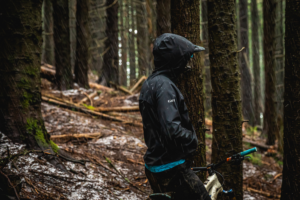 Cody Kelley flew out to the PNW to join us in filming his second PNW Components video. Our first day was spent at Tiger Mountain and the weather was nowhere near what we expected.. Photo by Trevor Lyden