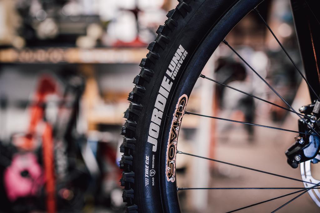 Jordie Lunn Memorial Bike Build. Photo- Gee Milner