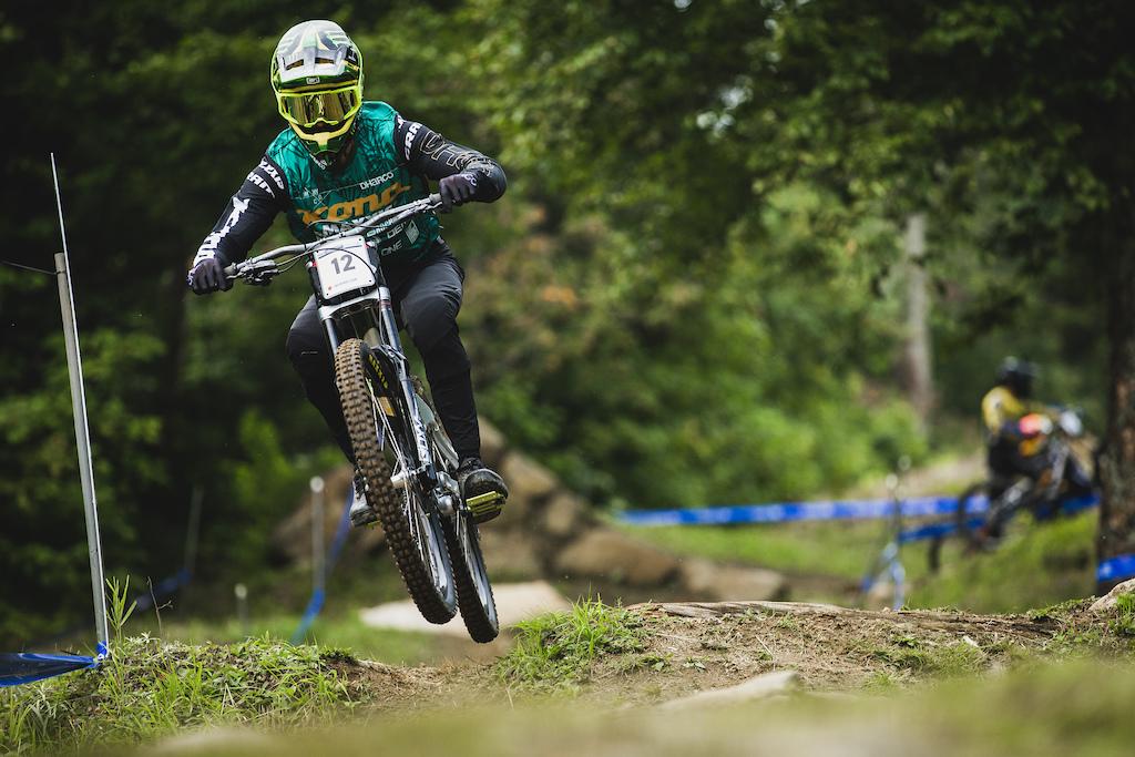 World Champs Monte Sainte Anne Quebec 2019. Photo Ale Di Lullo