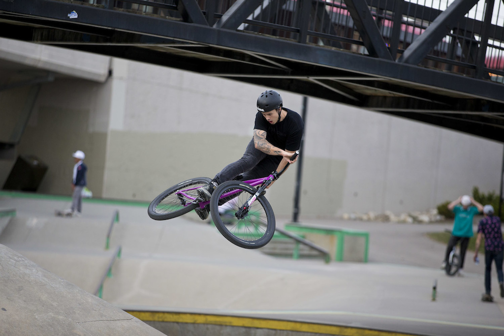 rider Eddie Shreddie Dyck