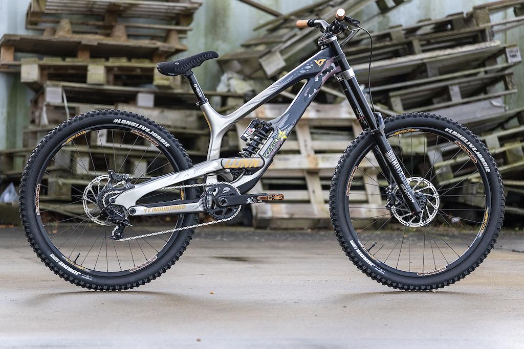 Jordie Lunn Bike Raffle