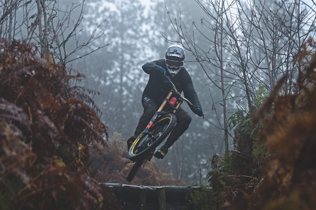The film will be released on the 21st January on all the major streaming platforms including iTunes Vimeo Google Play and Amazon. The outline of the video is simple entirely Welsh from the riders through to the locations and even the creators. Downhill huge jumps enduro bike parks and flowy single track being hit in a high speed dynamic nature to get you pumped to leave the screen and hit the trail