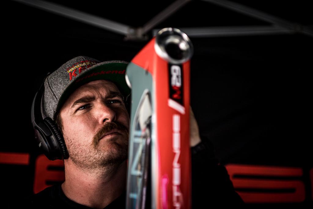 PC Nathan Hughes Intense Factory Racing
