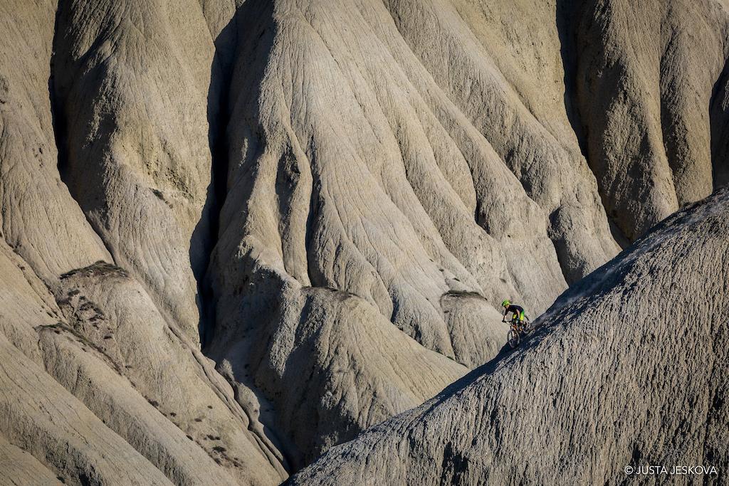 Desert textures.