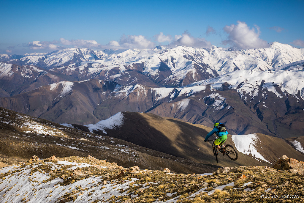 Alpine adventuring in the Caucusus