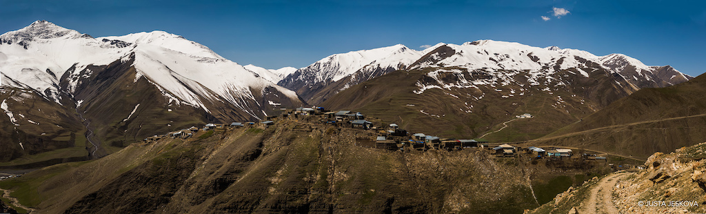 Xinaliq 5000 years inhabited and counting. The most isolated and remote village in Azerbaijan.