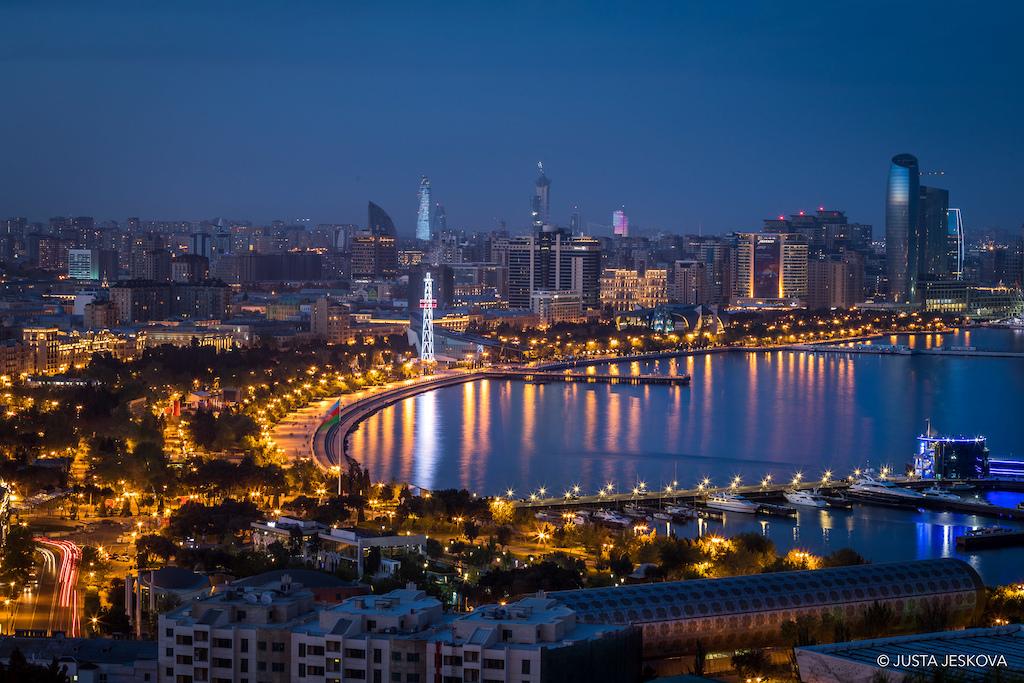 Baku melting pot metropolis of the Silk Road