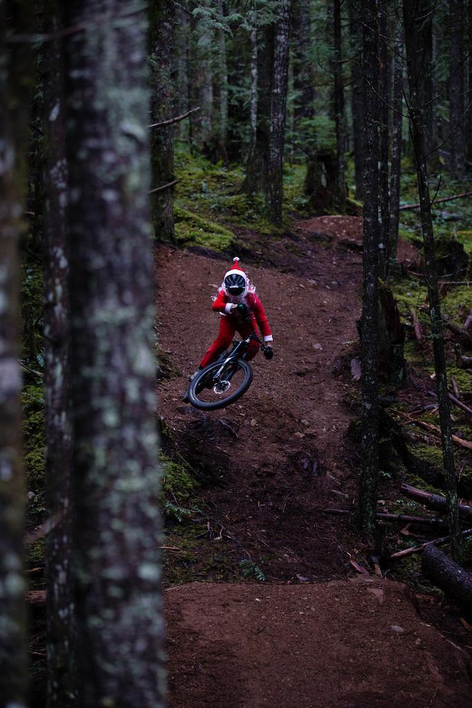 Santa Slays- Brett Kroeker Photo