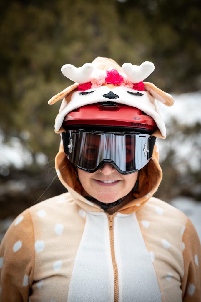 Rudolph. AKA Kate Meyer