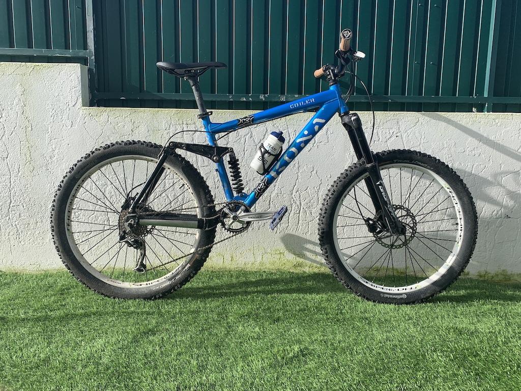 Enduro Bike got Some Upgrades Now Running 1x9 and New Seat