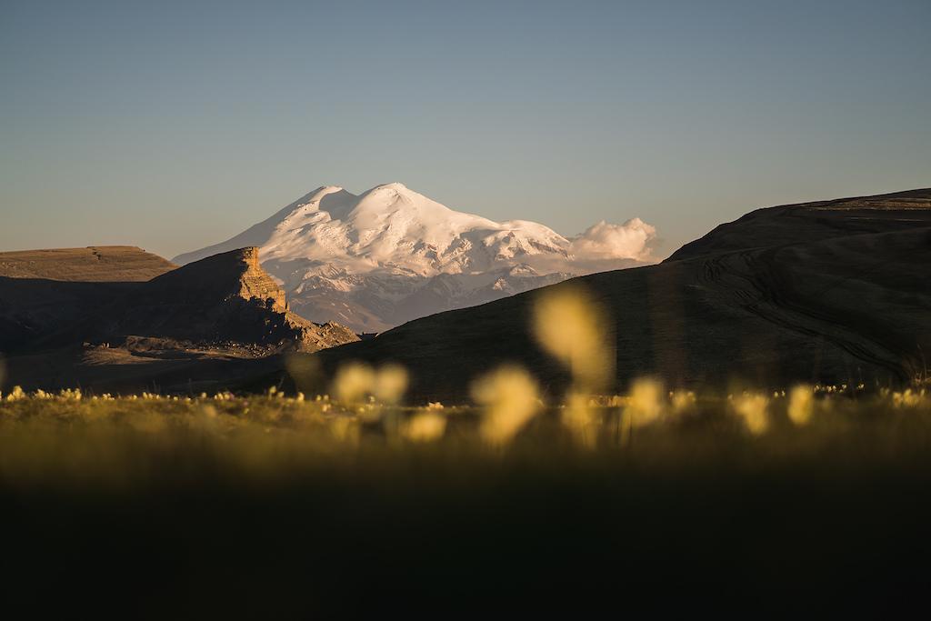 Highest summit of Europe - Elbrus