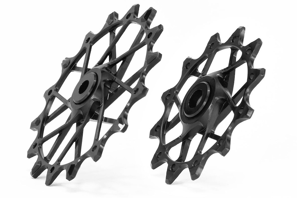 Garbaruk Jockey Wheels