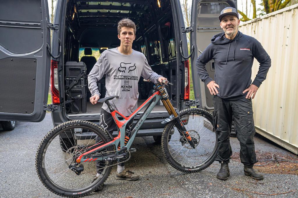 Seth Sherlock Intense Factory Racing