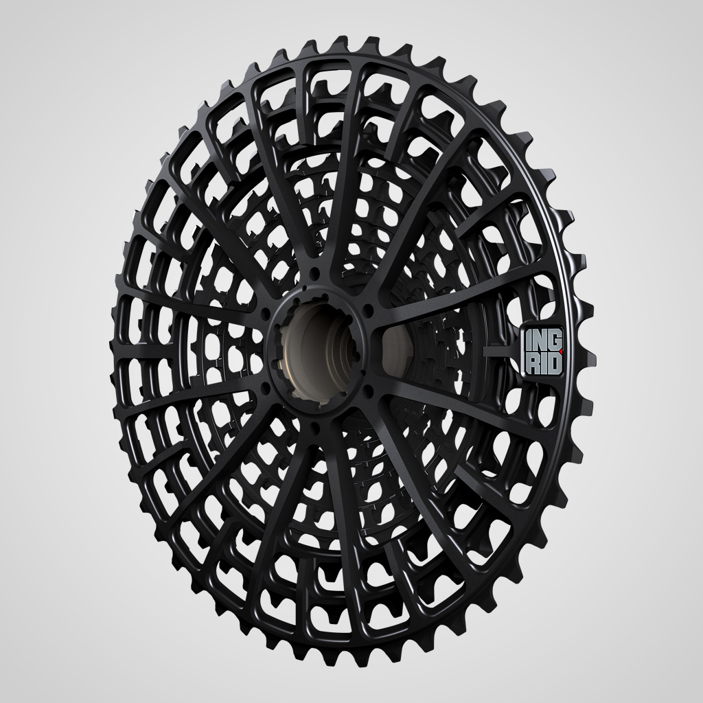 Ingrid 12 speed cassette