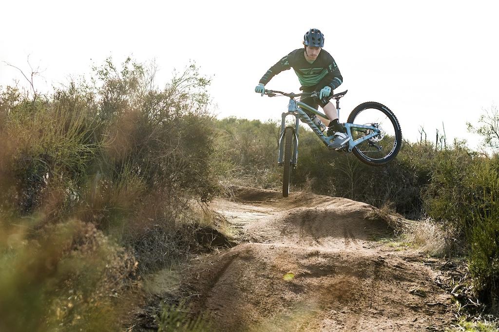 Kyle Warner, shot by Matt Ware of Fly Racing.