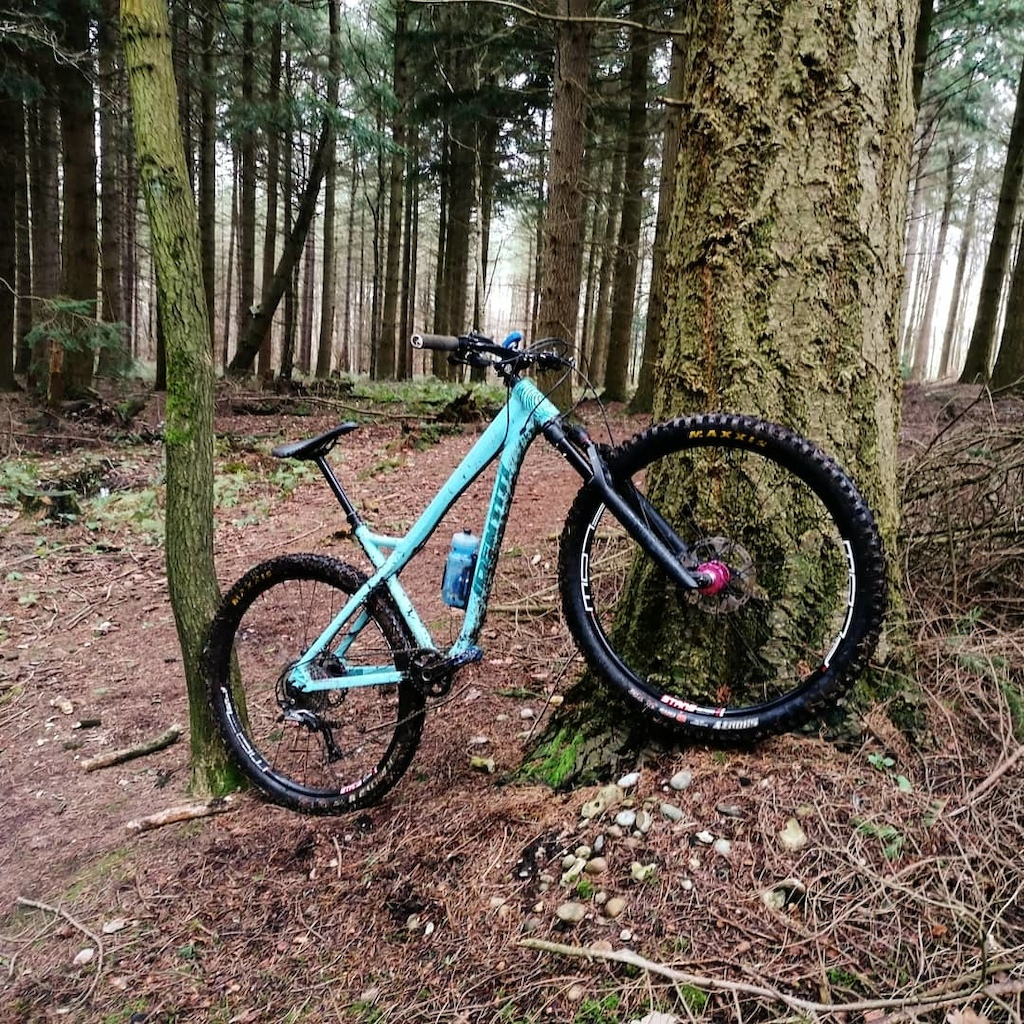 Identiti AKA the ultimate downcountry bike