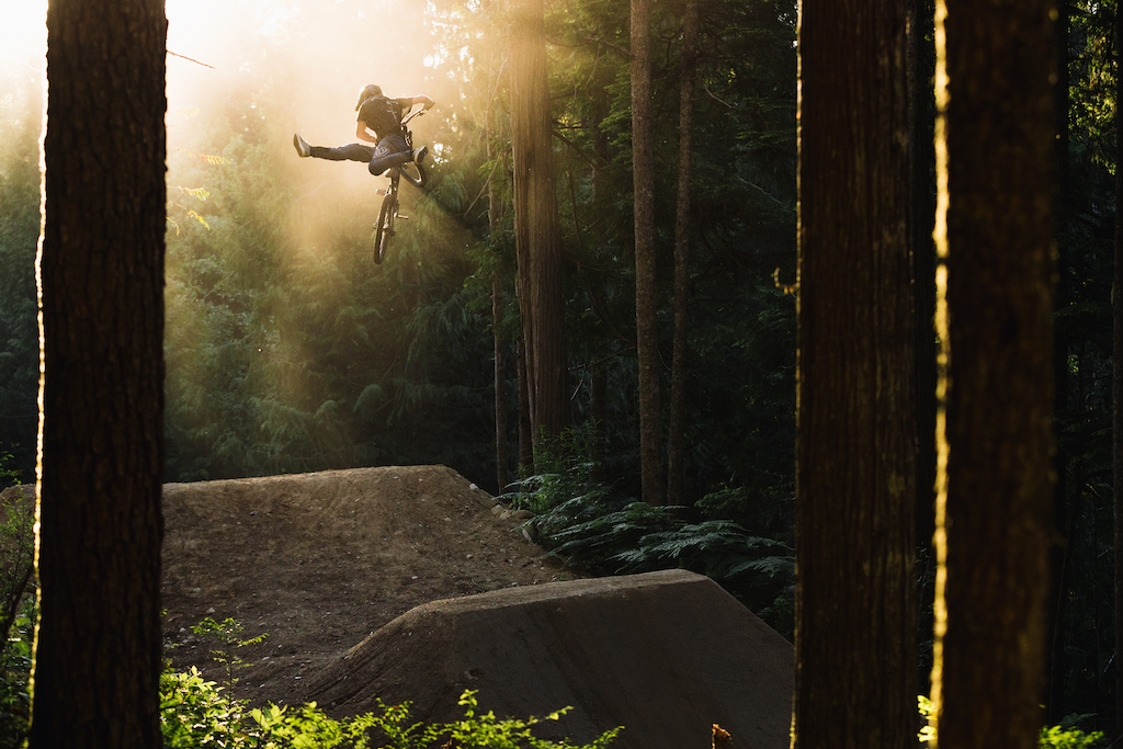 Logan Peat - Coast Gravity Park Sechelt BC - Ride or Die Shoot