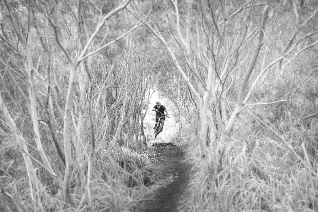 Matt Hunter riding for Return to Earth in Haleiwa, Oahu