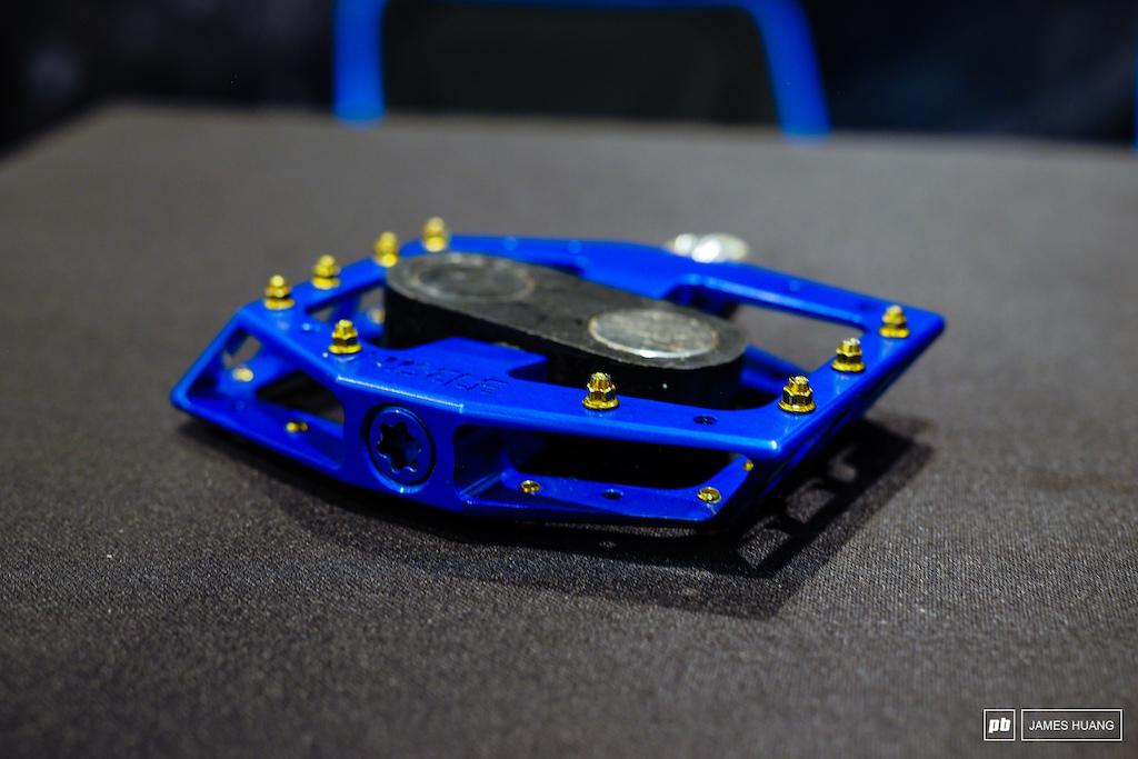 Mag pedals