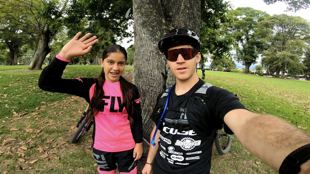 Meet Valentina in my latest Trail Preview