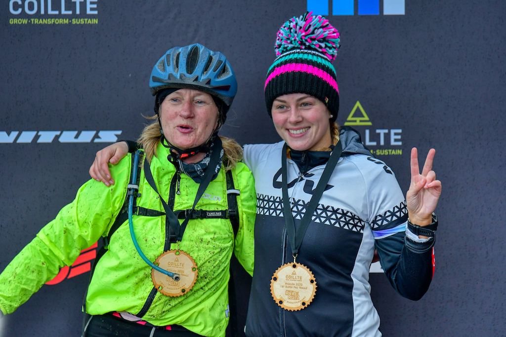 Winners of SuperPro Women category