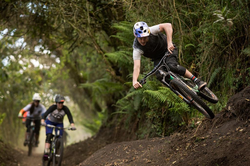 Matt Jones and Rift Zone Carbon in Ecuador