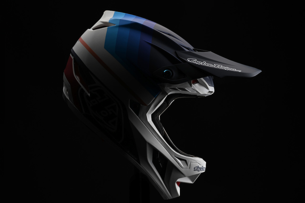 Troy Lee Designs D4 helmet