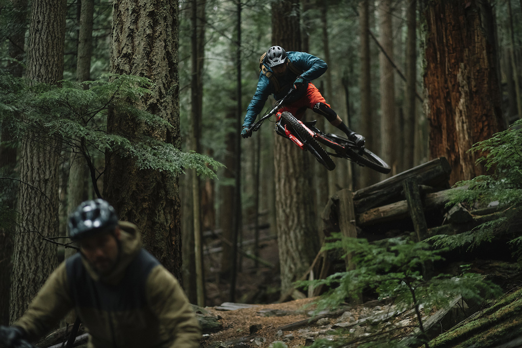 Thomas Vanderham rides with Wade Simmons, This is home, in Vancouver, British Columbia Canada