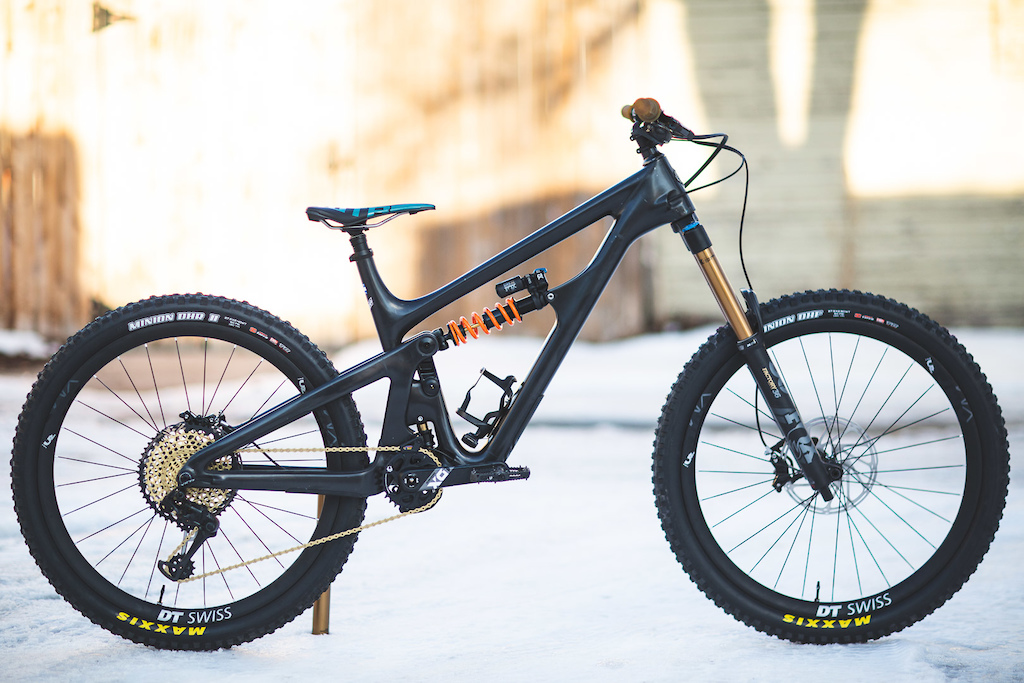 YETI SB165 dream build.