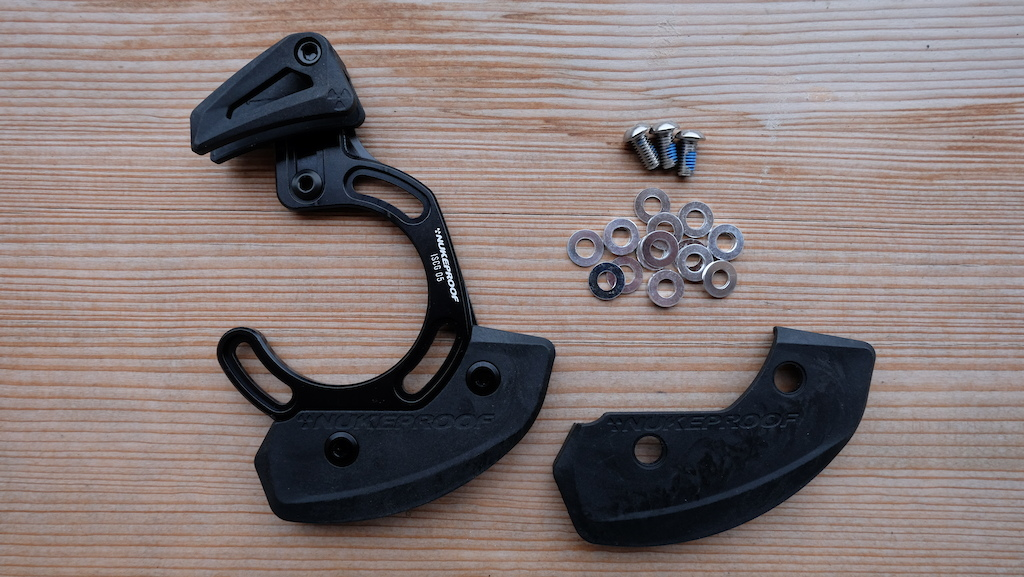 Nukeproof chain guide