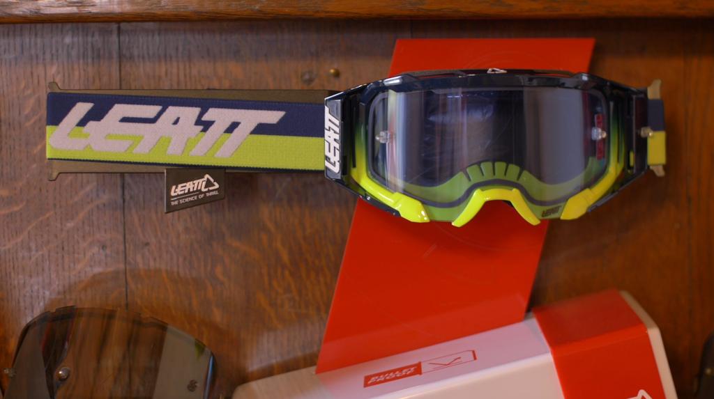 Leatt 5.5 goggle