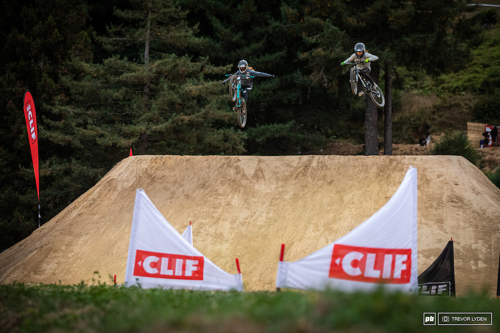 What a final round for the ladies both Vaea and Jordy had some big tricks but in the end Jordy took the win by a narrow margin.