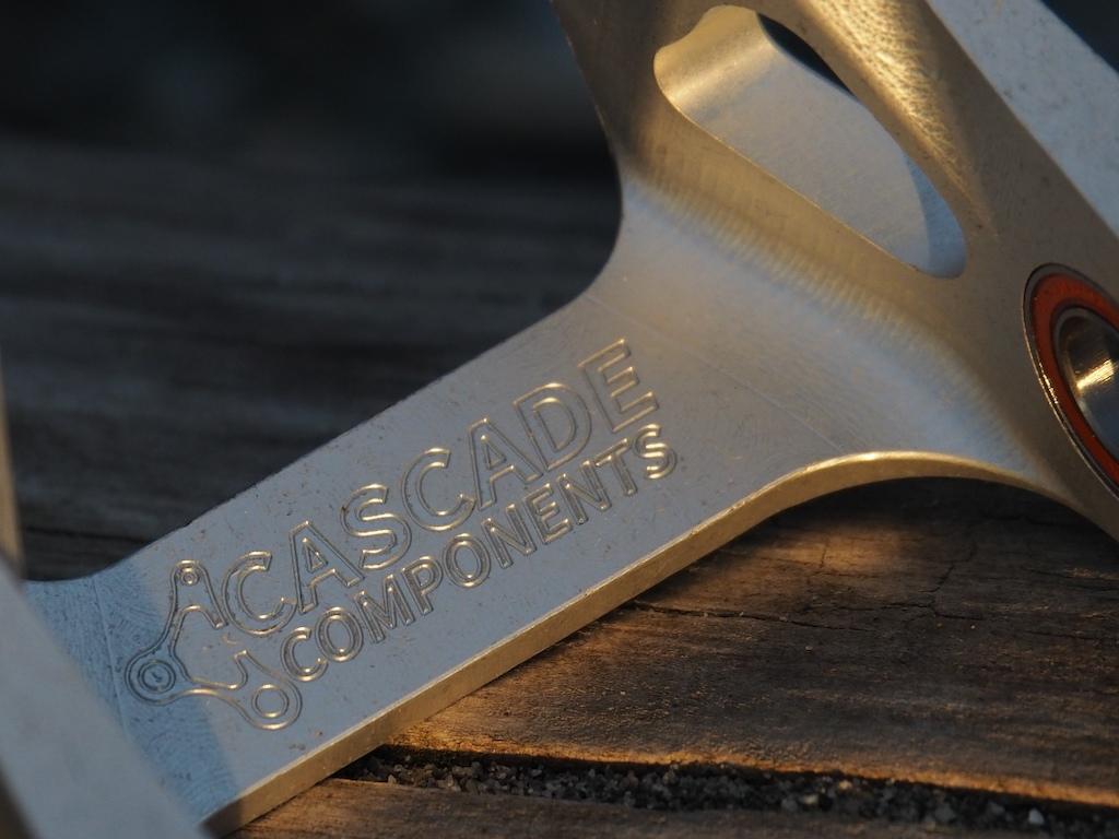 Stumpjumper link engraving