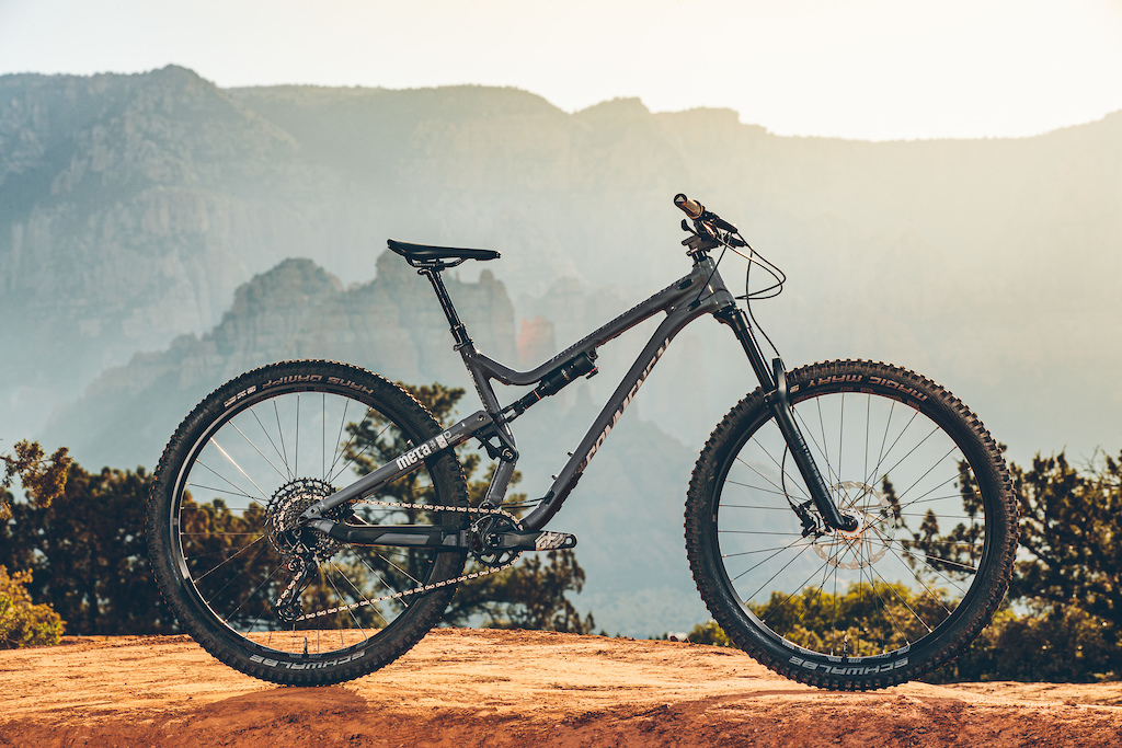 Commencal Meta TR Ride review photo by Anthony Smith