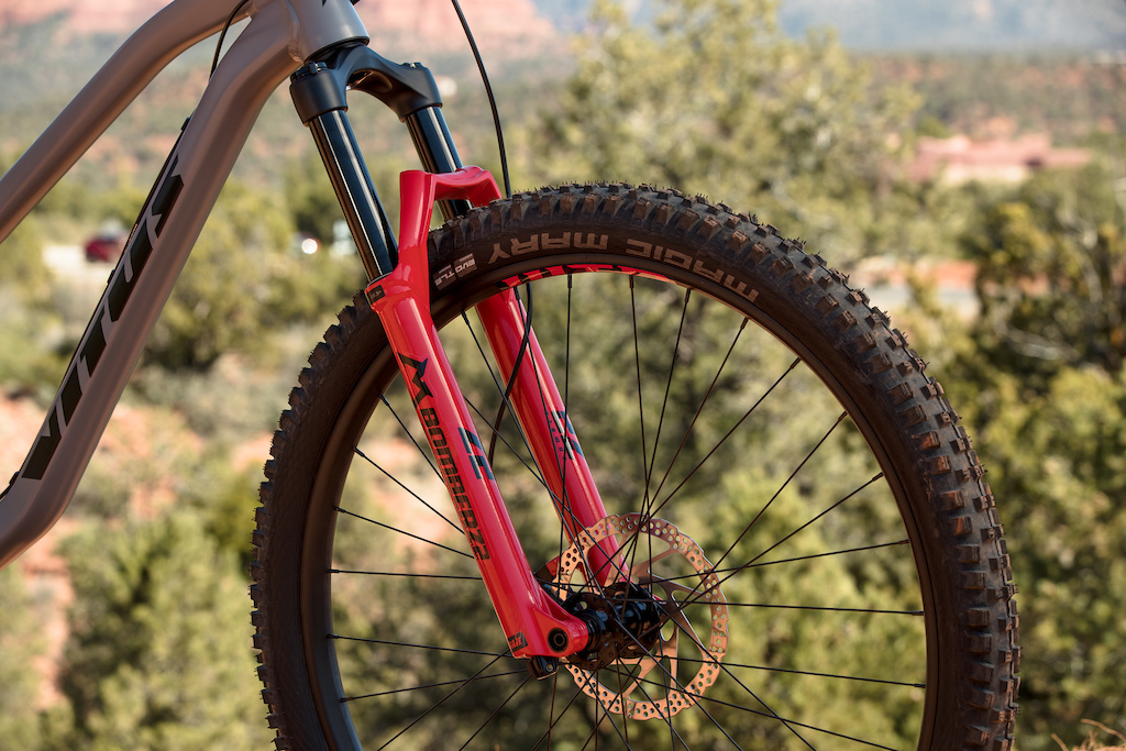 Vitus Mythique 29 VRX review photo by Anthony Smith