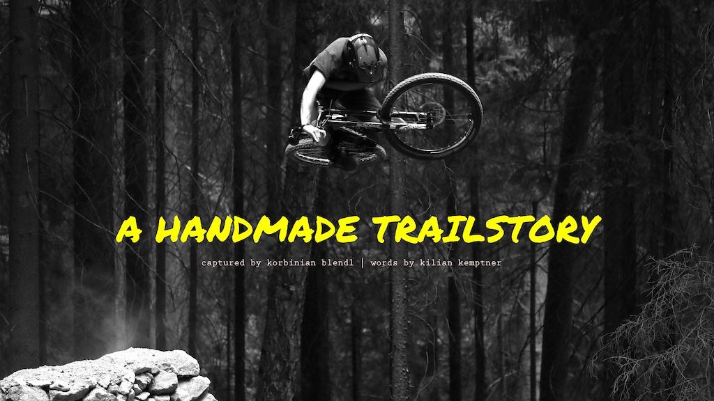 a handmade trailstory