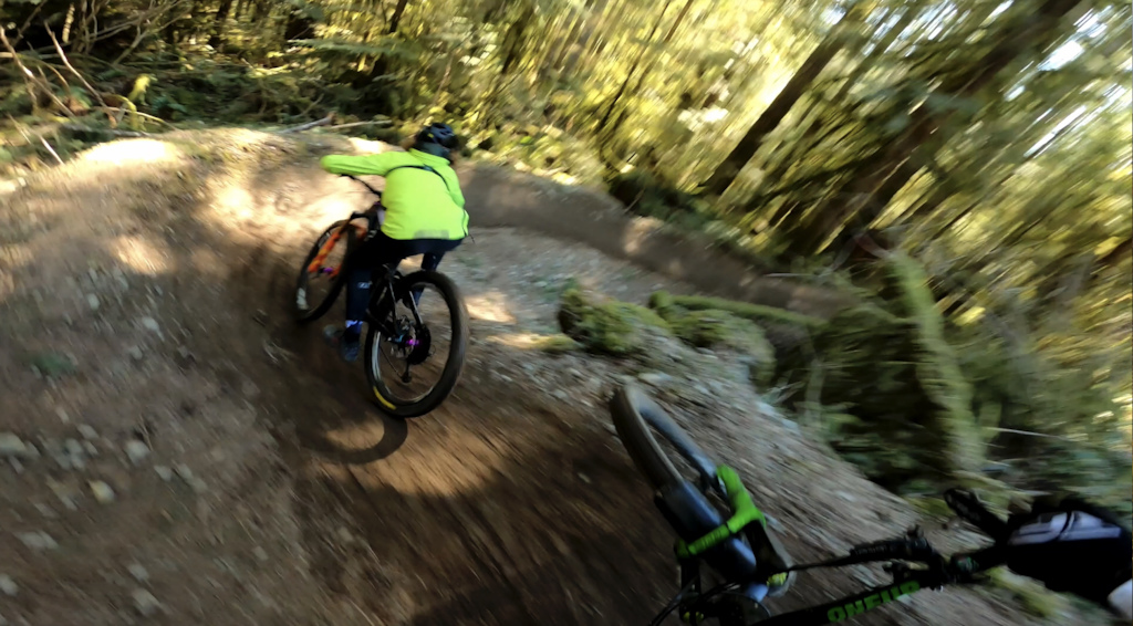New Trail Preview on my Youtube Channel