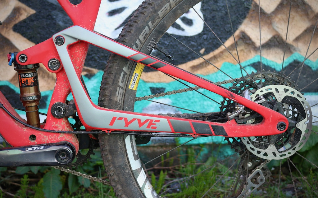 Spot Ryve 115 29 review