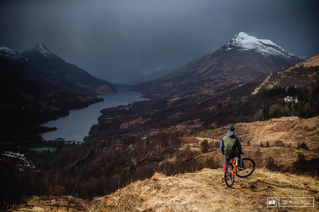 Kinlochleven, Scottish Highlands.