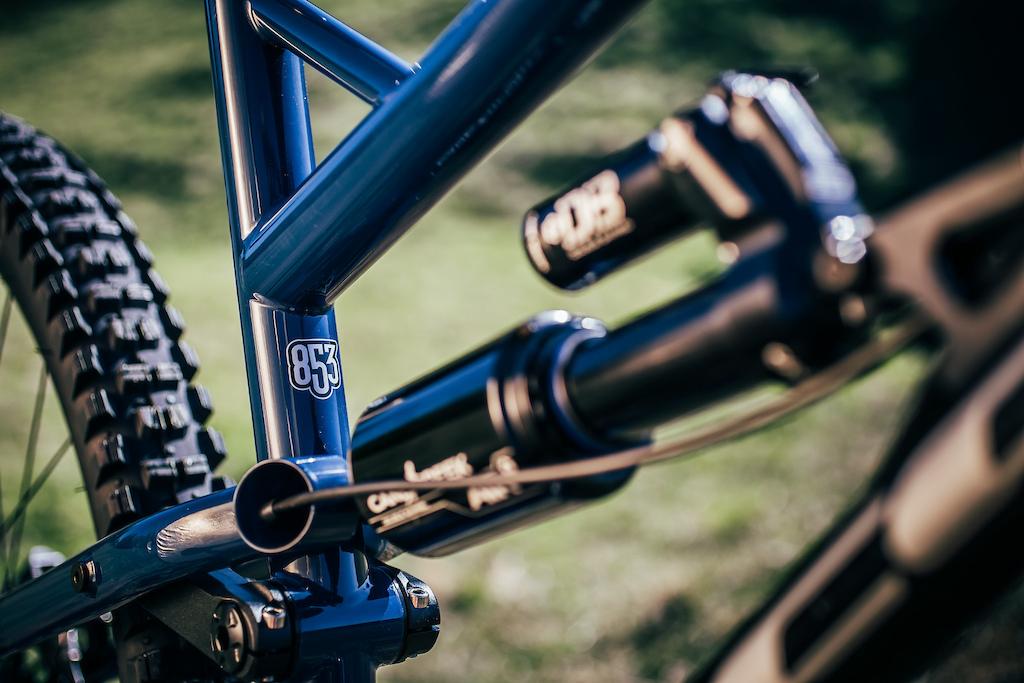 Cotic RocketMAX Gen3 160mm 29er Enduro Bikes UK Made Reynolds 853 radical Longshot geometry