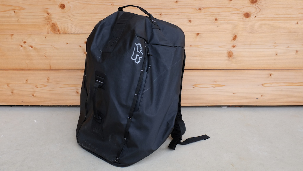 Fox Transition Duffle Bag Check Out