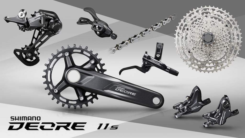 Shimano Deore M5100 11-Speed Product Photos